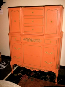 Orange Bureau