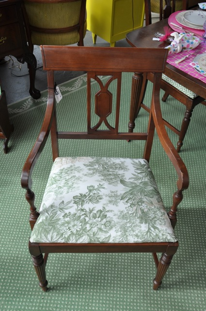 Recover seat cushions with new fabric DIY